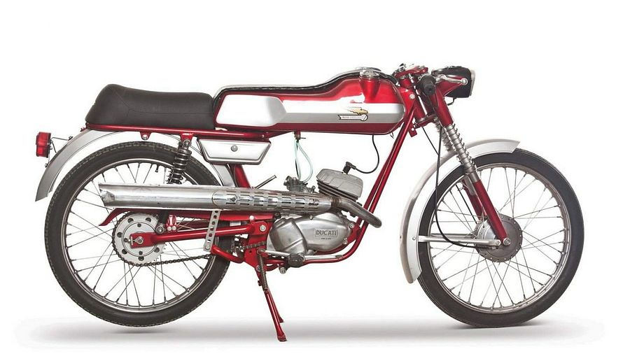 Ducati 50 SL (1966-68)