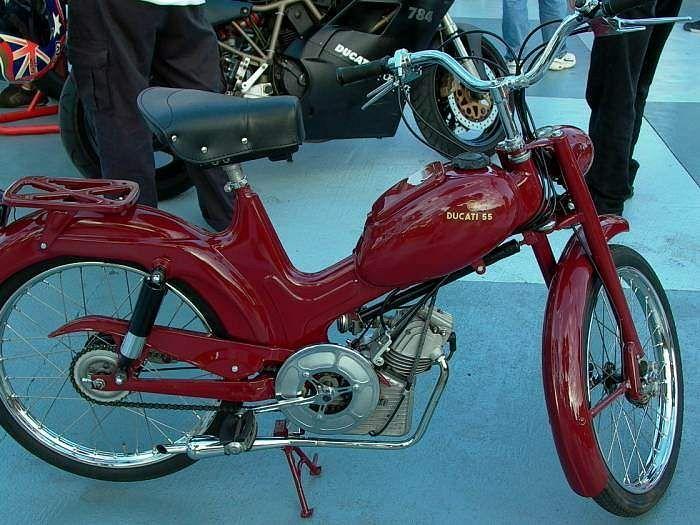 Ducati 98 / 98N (1955-57)