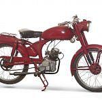 Ducati 65T / 65TL (1952-58)