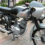 Ducati 98T / 98TL (1953-58)