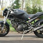 Ducati Monster 750 Dark (1997)