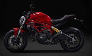 Ducati Monster 797 (2017-18)