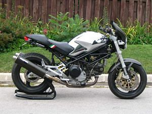 Ducati Monste 900 Cromo (1998-99)
