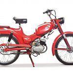 Ducati 48 Piuma & 50 Piuma (1961-68)