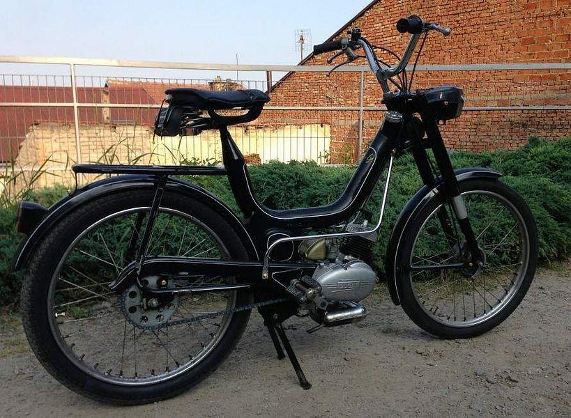 Ducati 48 Rolly (1968)
