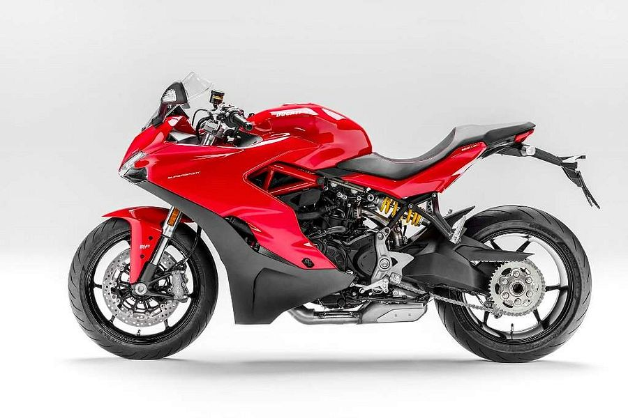 Ducati Supersport (2017-18)