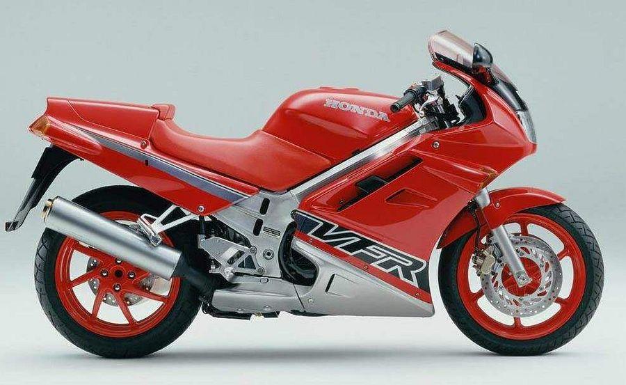 Honda VFR 750F (1993)