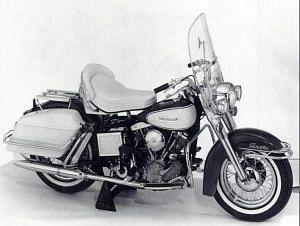 Harley Davidson FLH 1200 Electra Glide (1965-69)