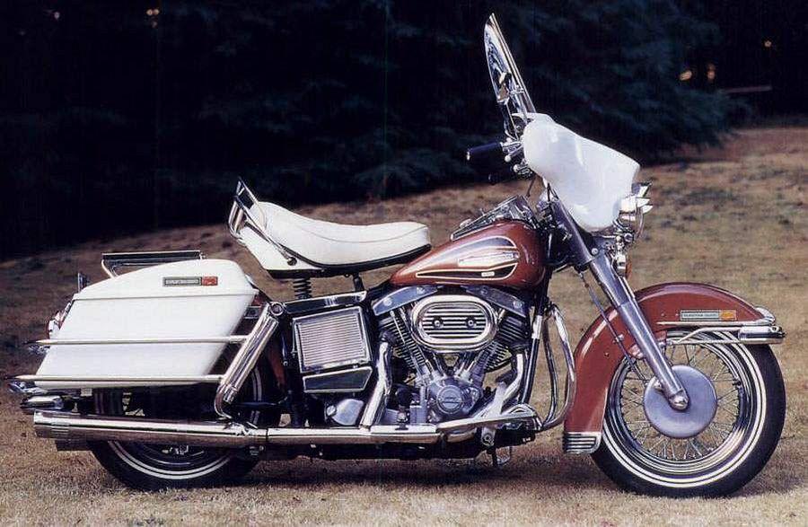 Harley Davidson FL 1200 Electra Glide (1971)