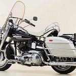 Harley Davidson FLH 1200 Electra Glide (1975)