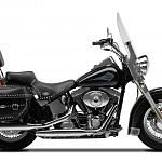 Harley Davidson FLSTC/I Heritage Softail Classic (1999-01)