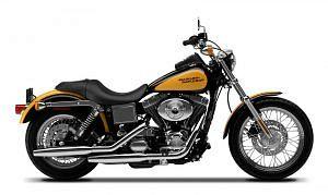 Harley Davidson FXDL Dyna Low Rider (2002-03)