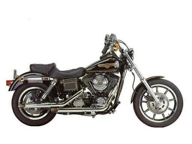Harley Davidson FXDL Dyna Low Rider (1995-98)
