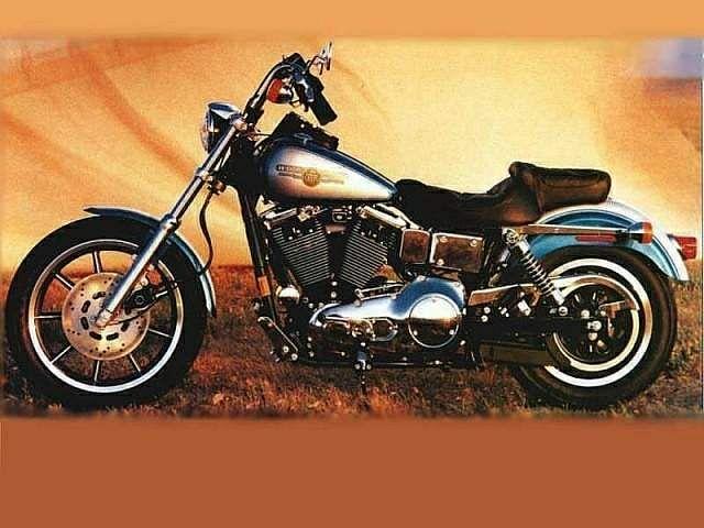 Harley Davidson FXDL Dyna Low Rider (1993-94)