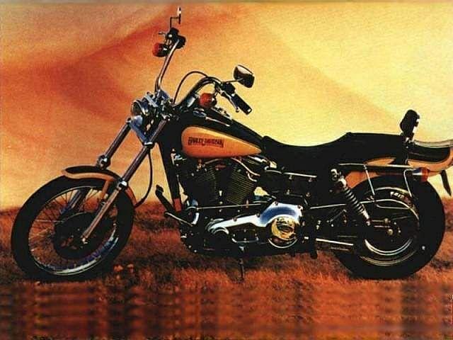 Harley Davidson FXDWG Dyna Wide Glide (1995-98)