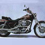 Harley Davidson FXLR 1340 Low Rider Custom (1987-91)
