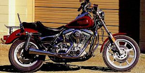 Harley Davidson FXRS 1340 Low Rider (1986-92)