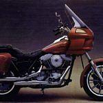 Harley Davidson FXRT 1340 Sport Glide (1983)