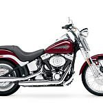 Harley Davidson FXSTS (2005-06)