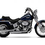 Harley Davidson FXSTS/I Softail Springer (2001-02)