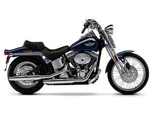 Harley Davidson FXSTS/I Softail Springer (2001-02)