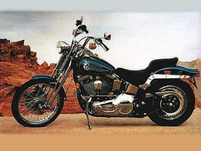 Harley Davidson FXSTS/I Softail Springer (1999-00)