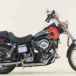 Harley Davidson FXWG Wide Glide (1980)