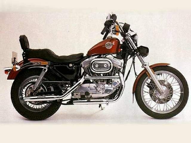 Harley Davidson XLH 883 Sportster (1996-98)