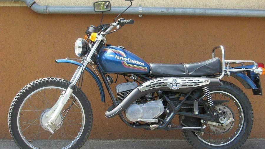 Aermacchi / Harley Davidson SXT 250 (1975)
