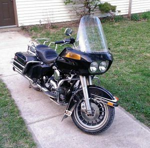 Harley Davidson FLTC 1340 Tour Glide Classic (1981)