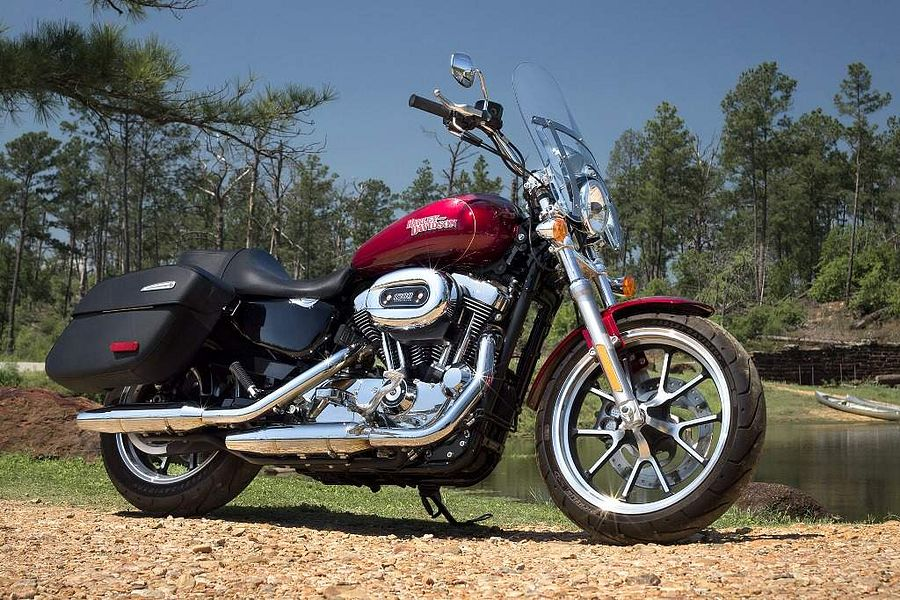 Harley Davidson XL 1200T Superlow (2016)
