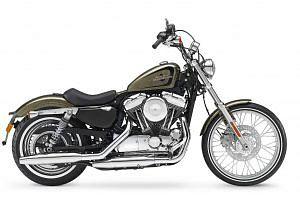 Harley Davidson XL 1200V Seventy Two (2016)