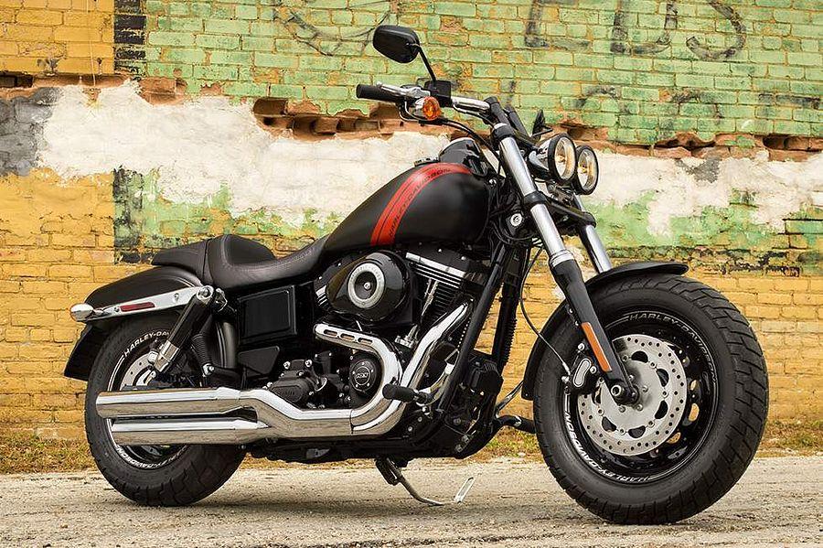 Harley Davidson FXDF Dyna Fat Bob (2016-17)