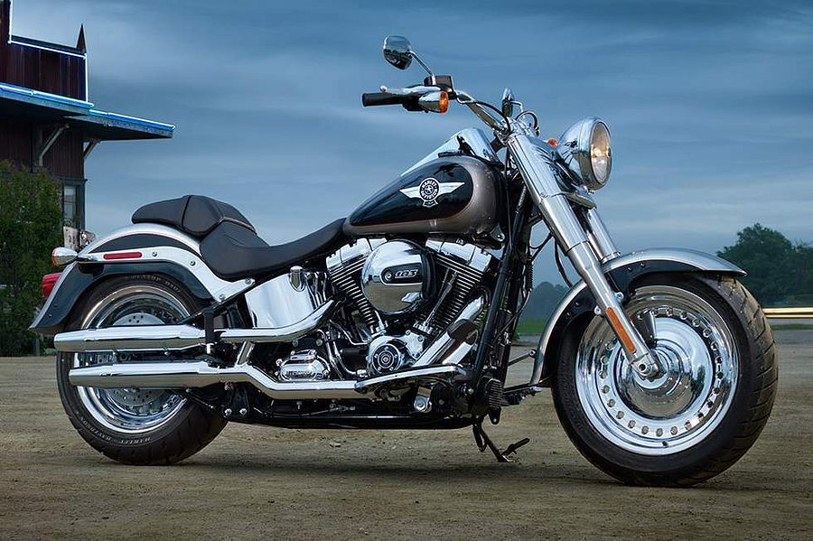 Harley Davidson Softail Fat Boy (2016)