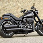Harley Davidson Softail Fat Boy S (2016-17)