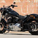 Harley Davidson FLS Softail Slim (2016-17)