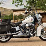 Harley Davidson FLSTC Heritage Softail Classic (2016-17)