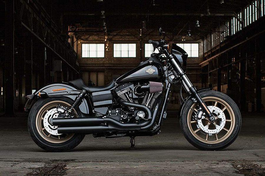 Harley Davidson Dyna Low Rider S (2017)
