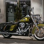 Harley Davidson FLHR Road King (2016)