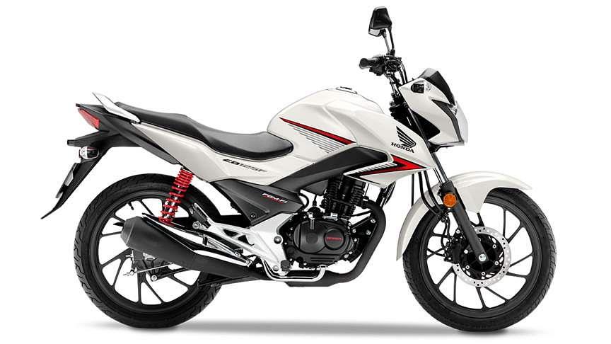 Honda CB125F (2015-17)