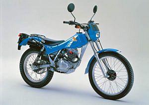 Honda TL 125 (1983-85)