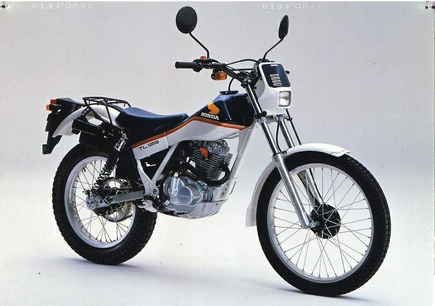 Honda TL 125 (1986-87)
