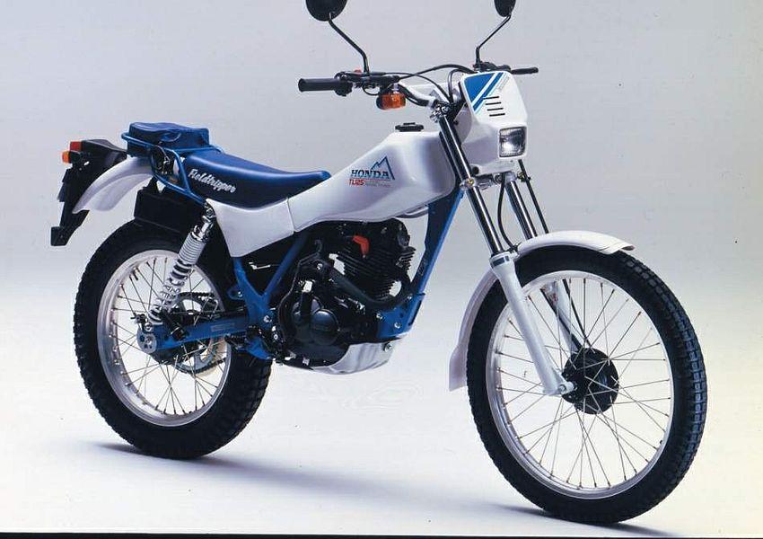 Honda TL 125 (1988)