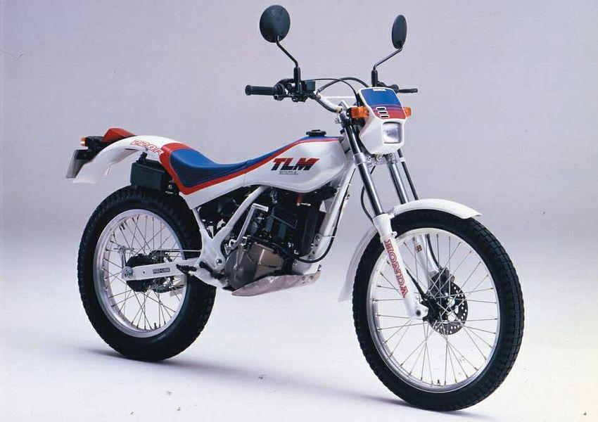 Honda TLM200R (1988)