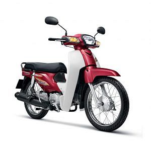Honda C100 EX Super Cub (EX5 Dream) (1986onwards)