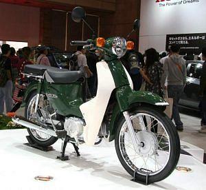 Honda C110 Super Cub (2013)