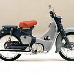 Honda C70 Cub (1969-80+)