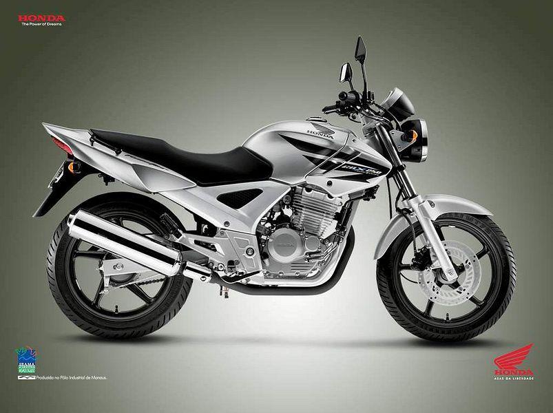 Honda CBX250 TWister (1997)