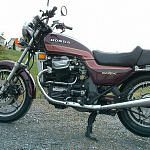 Honda GL 650 Silver Wing Interstate (1983)