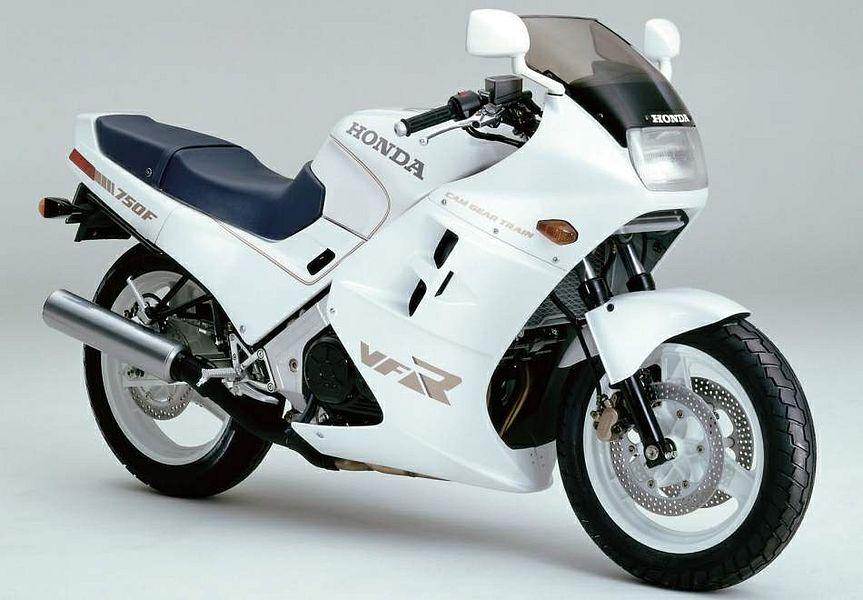 Honda VFR 750 (1986)